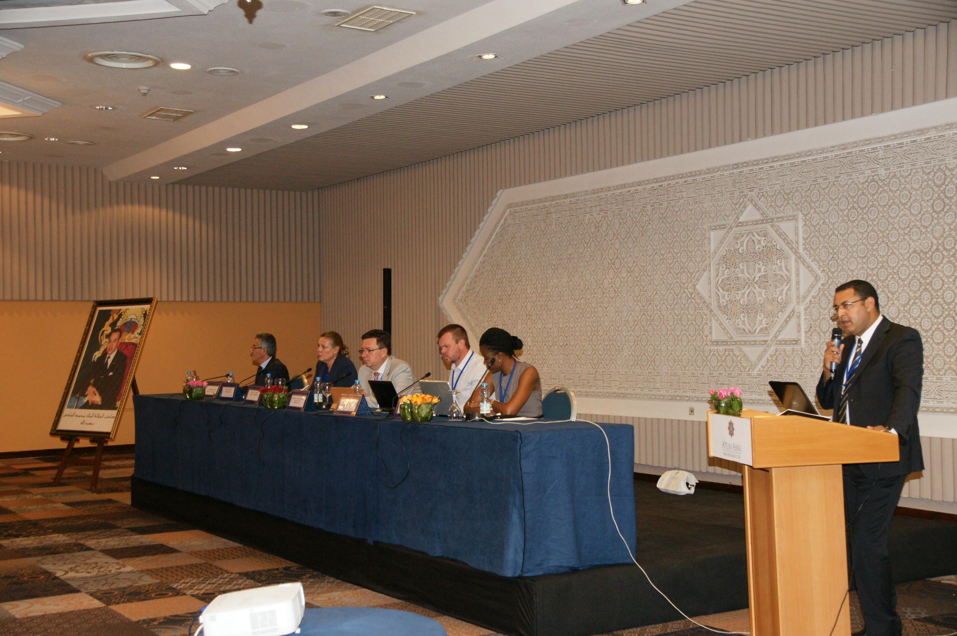 Douzième réunion annuelle Fratel