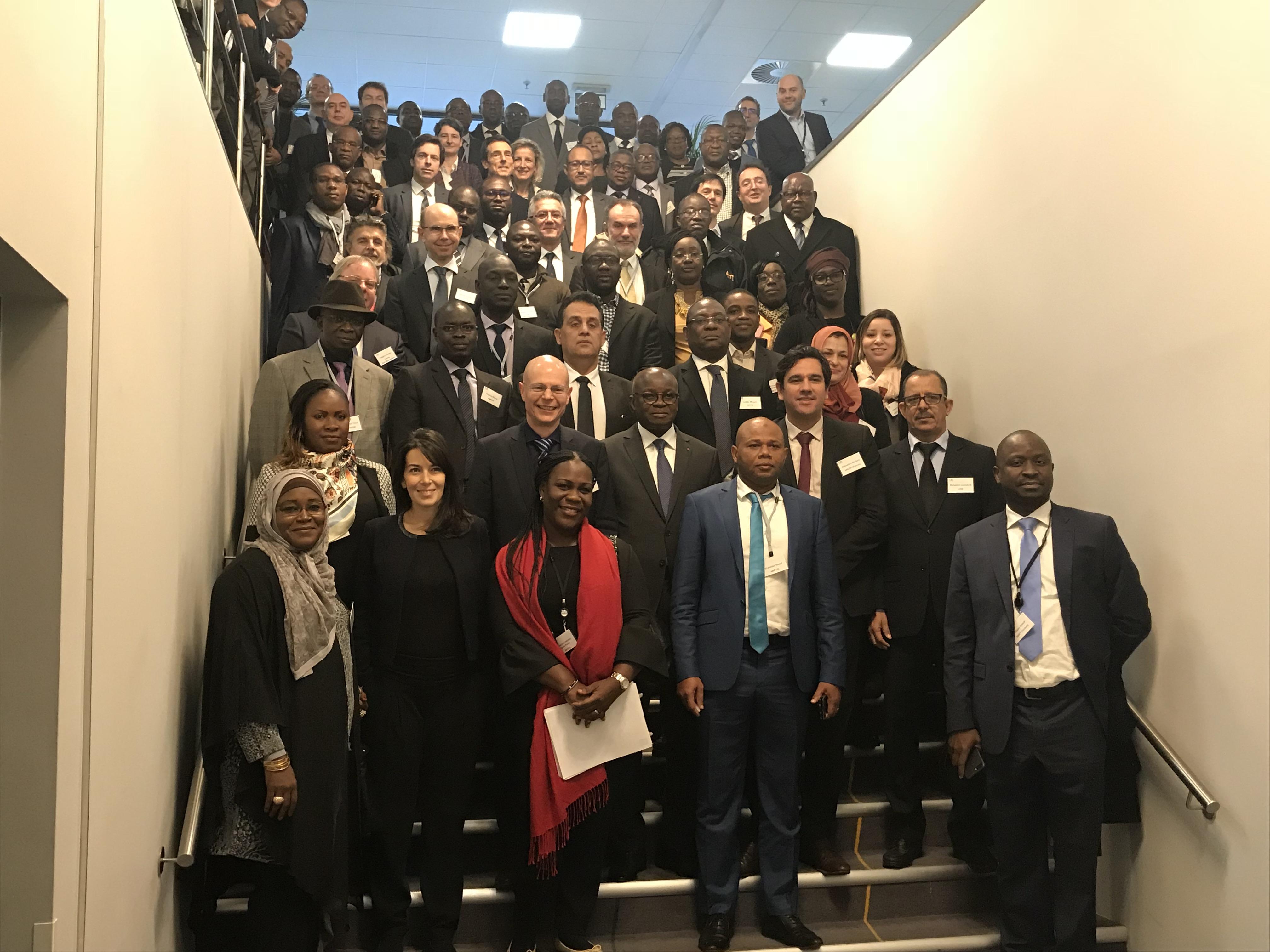 15ème réunion annuelle du réseau FRATEL à Bruxelles/23 et 24 novembre 2017