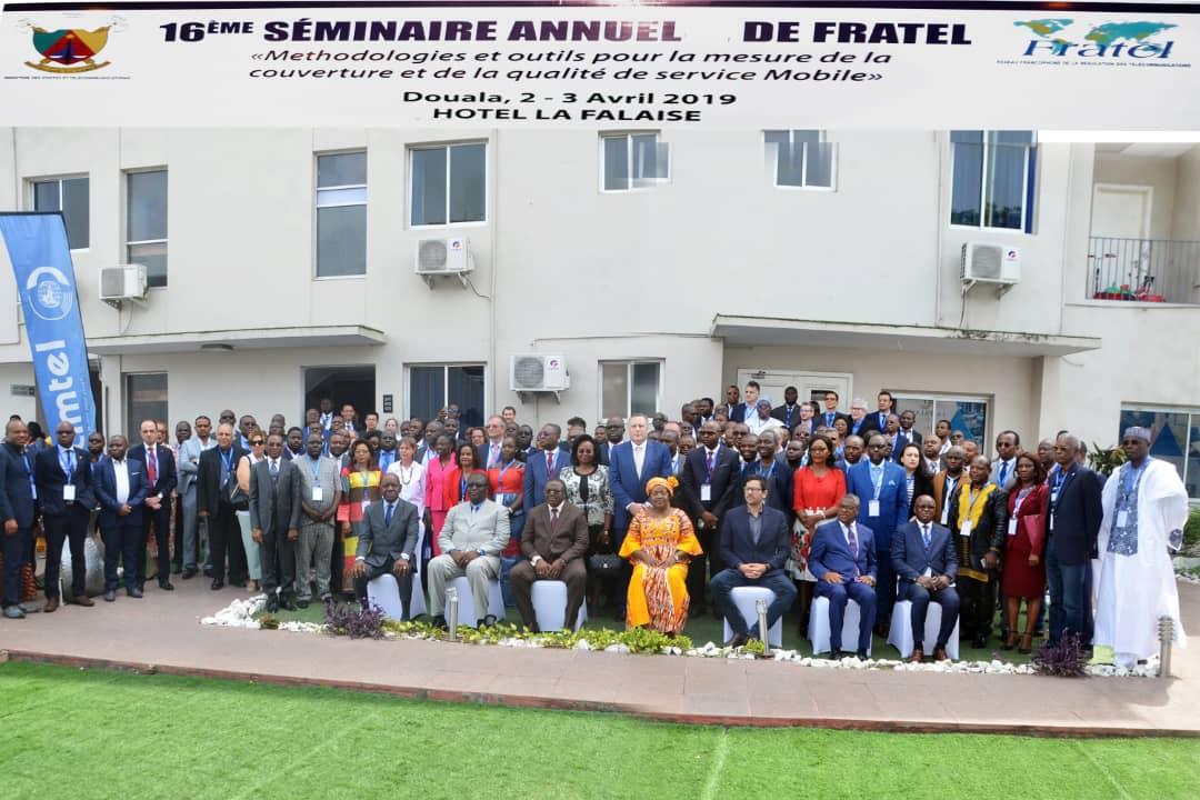 16ème séminaire du réseau FRATEL, à Douala, les 2 et 3 avril 2019